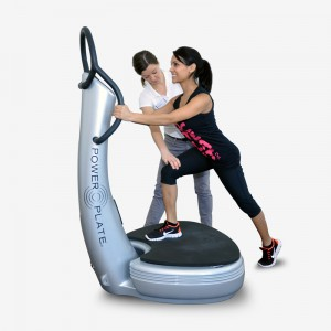 Vibrationstraining mit Power-Plate